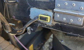 Chaff bridging sensors born on farm