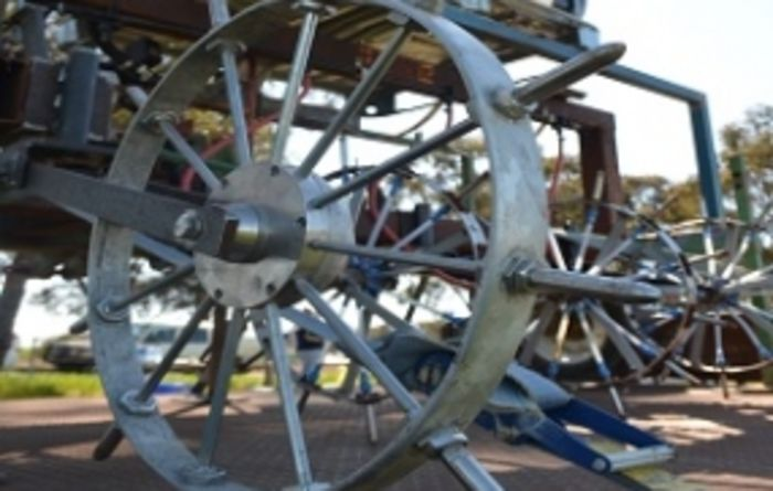 CULTAN wheel has them in a spin