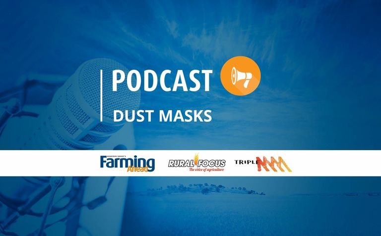 Podcast: Dust masks
