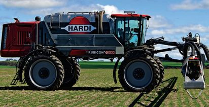 Hardi picks up Agrifac