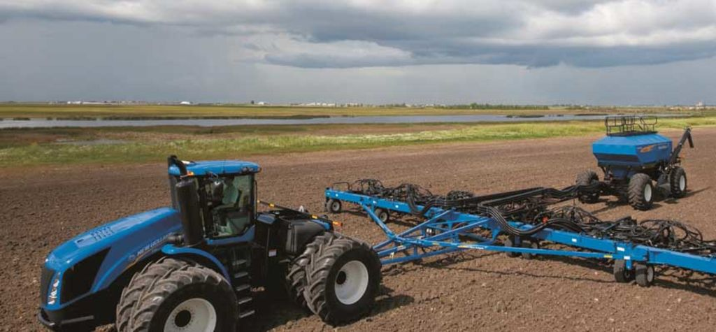 New Holland T9.700 sets new performance records
