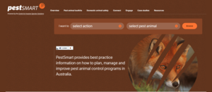 Revamped national online toolkit for pest animals