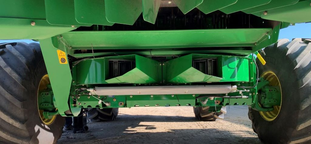 Redekop Seed Control Units on deck in Australia