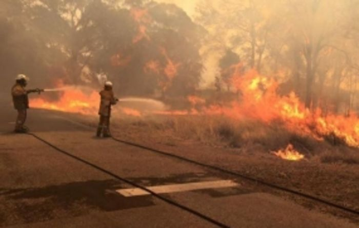 Farmers welcome Bill to support volunteer firies