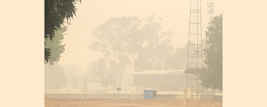 Bushfires ravage huge areas