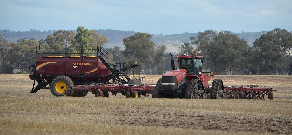 Profitable outlook for Australian agriculture