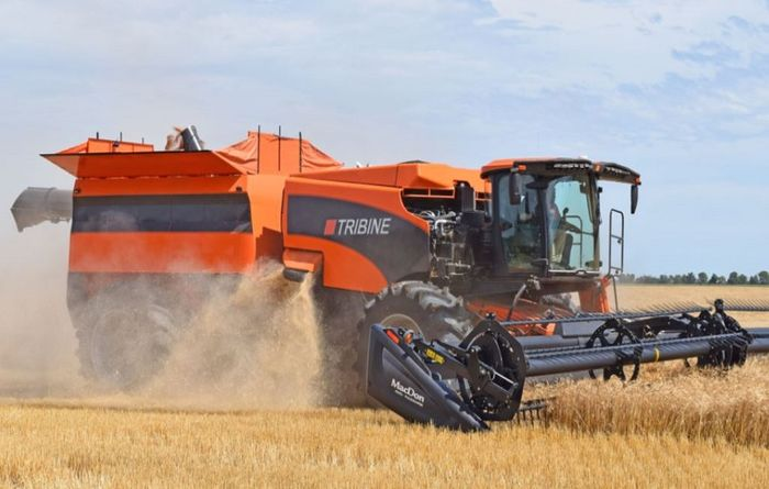 Radical harvester gets upgraded
