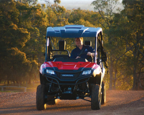 Research Report: Utility Terrain Vehicles