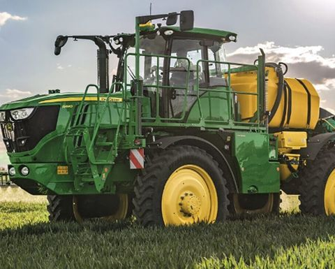Two new sprayers launched from John Deere