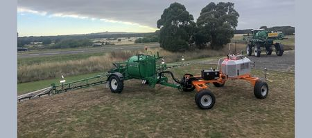 Goldacres announces autonomous tow behind sprayer