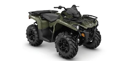 New Can-AM quad bikes launched