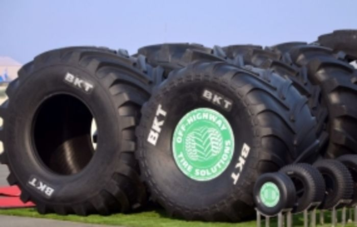 Indian tyre company aims to change the game