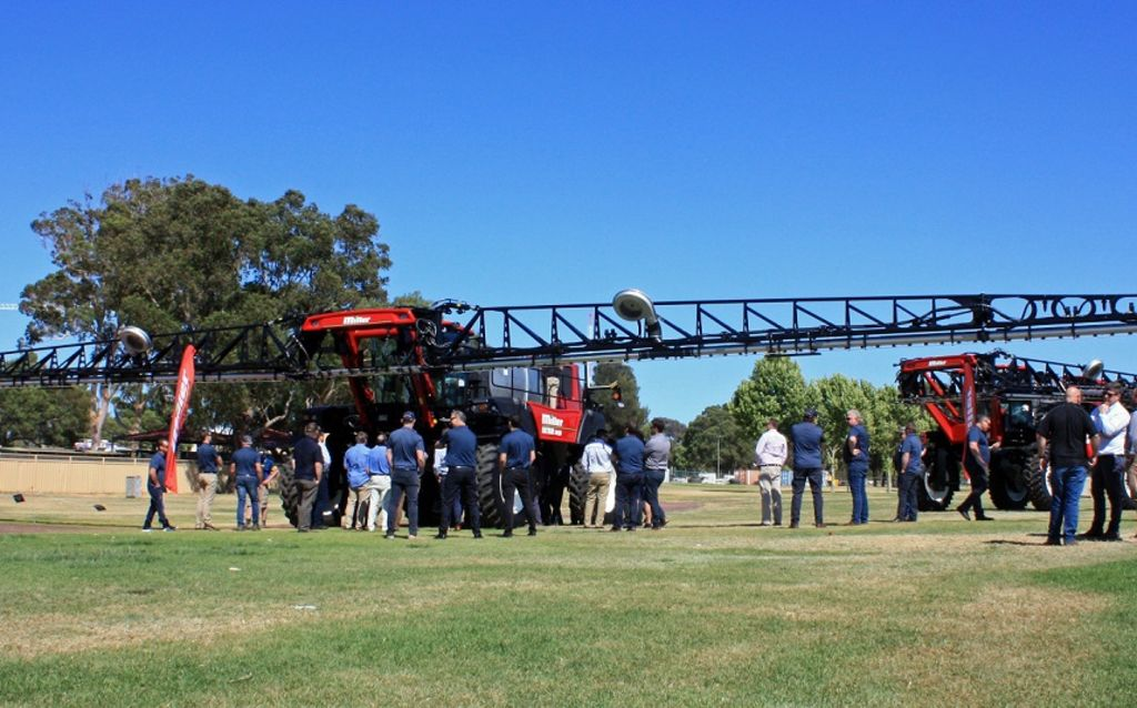 Research Report: Boom times for SP sprayers