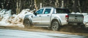 New Wildtrak ute has X factor