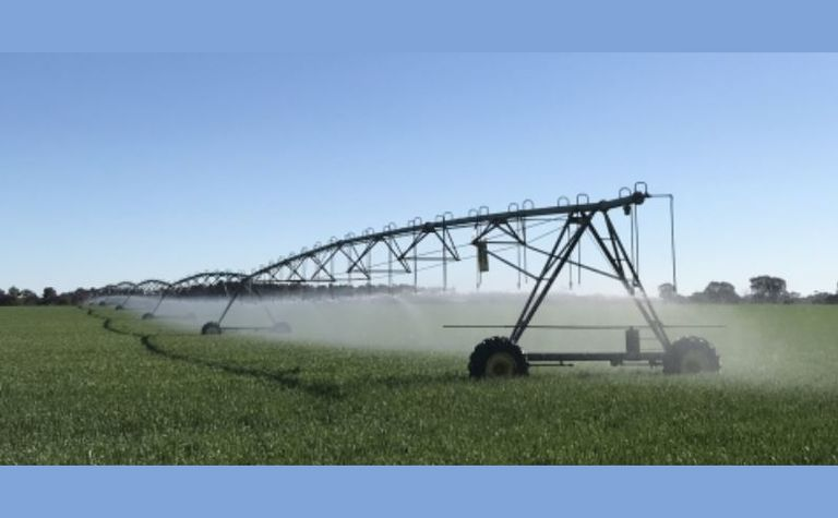 Irrigation discussion drives development of new group