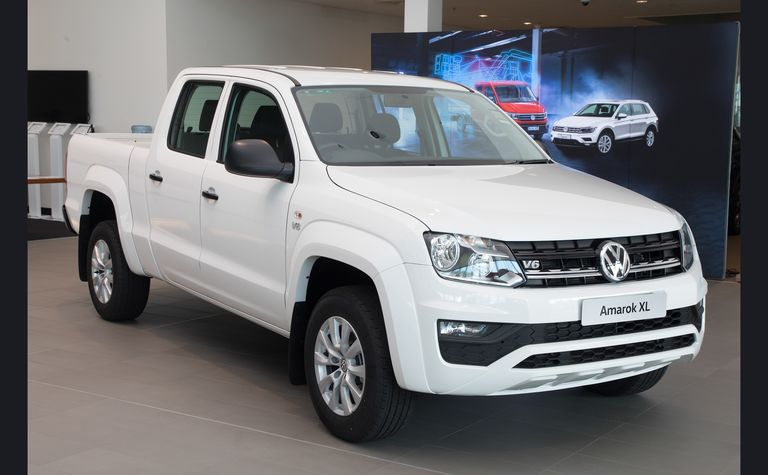 Stretched Amarok now available