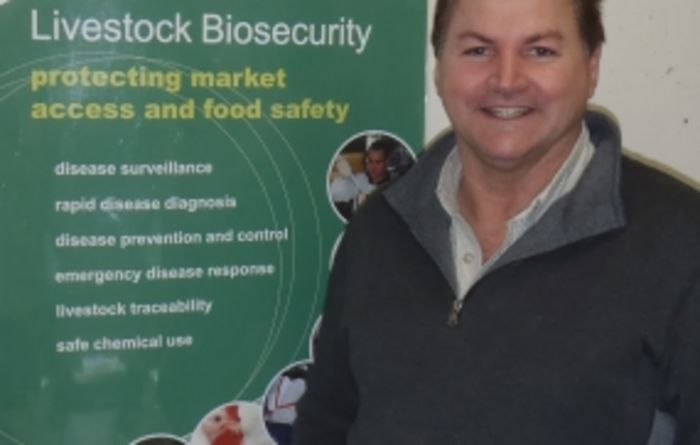Veterinary officer to strengthen livestock disease surveillance