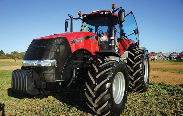 REVIEW: Case IH Magnum 310