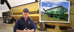 Video: On the road inspecting mother bins