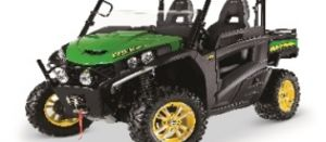 John Deere continues to unveil new Utility Vehicles