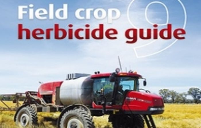 Field Crop and Herbicide Guide V9 - SOLD OUT