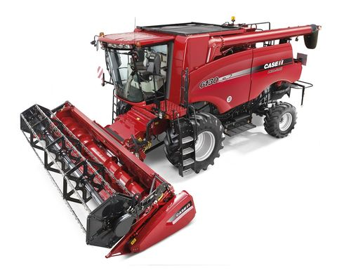 Case IH 6130 now available in Australia