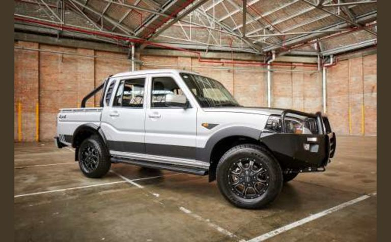 New Mahindra ute launched