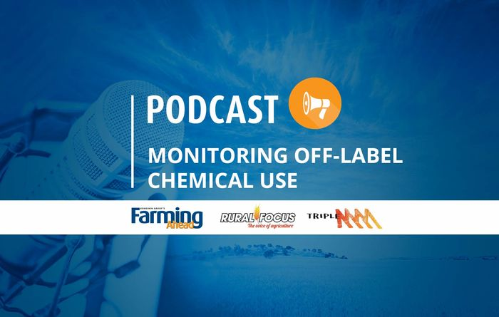 Podcast: Monitoring off-label chemical use