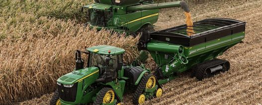 John Deere updates Gen 4 software