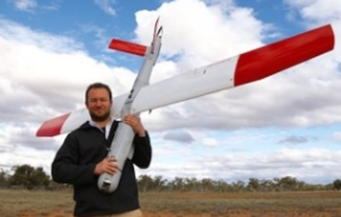 Audacious drone trial to help fight against pests