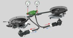 Amazone spreaders get new blockage sensors