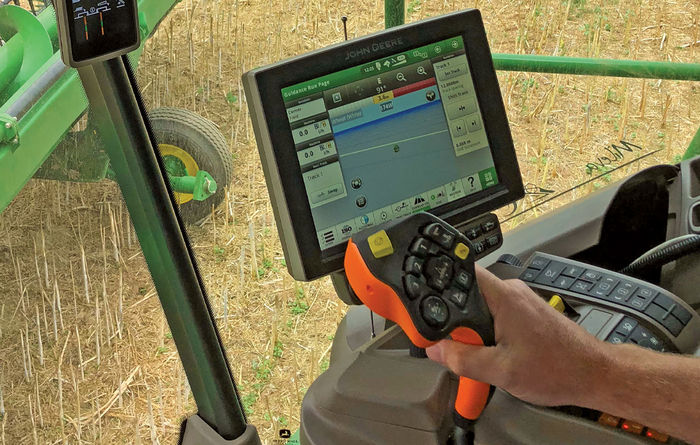 Research Report: Precision farming platforms