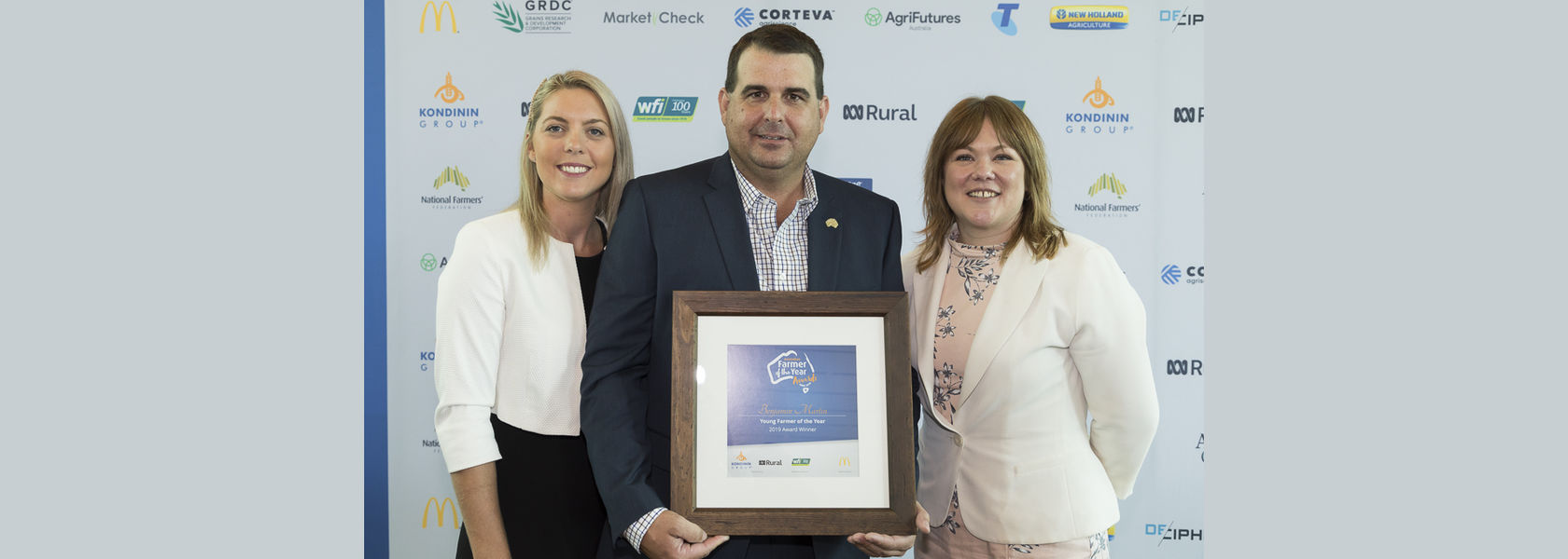 Future-focused young Queensland farmer rewarded