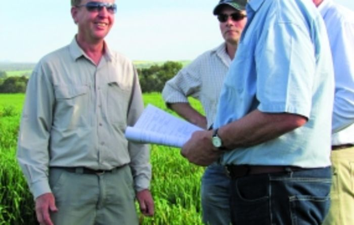 Beating blotch an urgent strategy for barley production