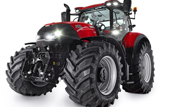 Tier 4B Optum tractor unveiled by Case IH