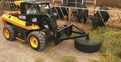 Smallest JCB will be available in Australia