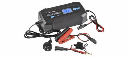Projecta revitalises battery charger